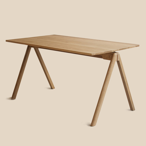 Caret Oak Table / 테이블