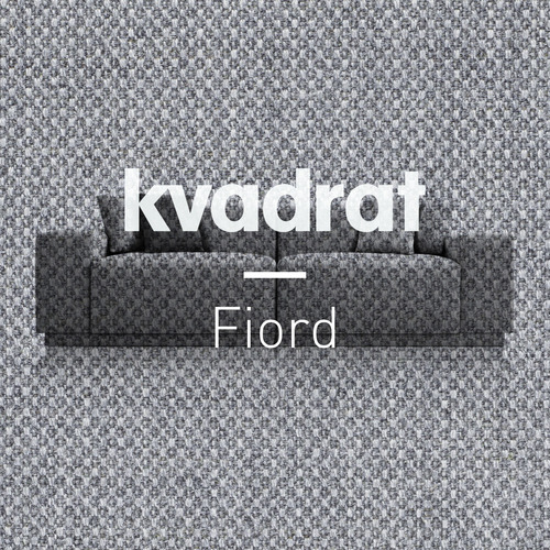 M5 Fabric Sofa with Kvadrat_Fiord