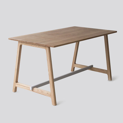 Frame Oak Table / 테이블 1개