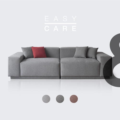 M5 Fabric Sofa_Easy Care