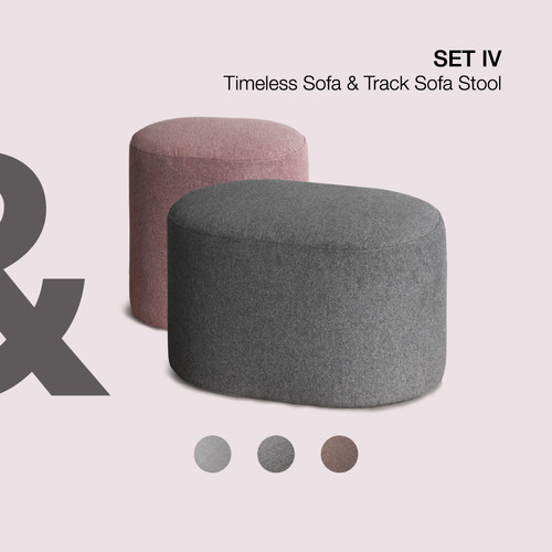Track Sofa Stool / 3 Color