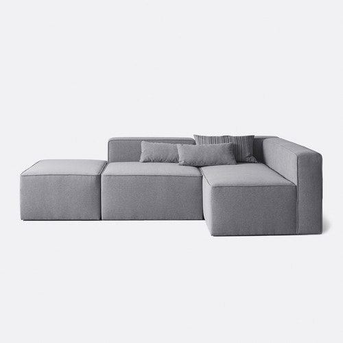 Timeless Sofa_Chic Gray / 5 seated