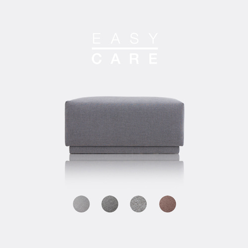 M5 Fabric Sofa Stool / 5 Color