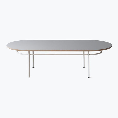 Track Sofa Table / Gray