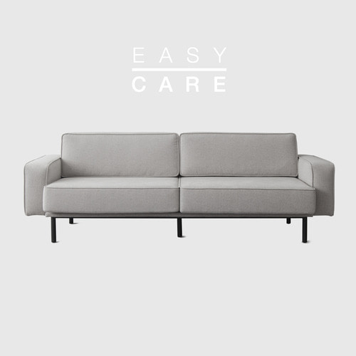 Outline Sofa_Warm Gray / 3 seated