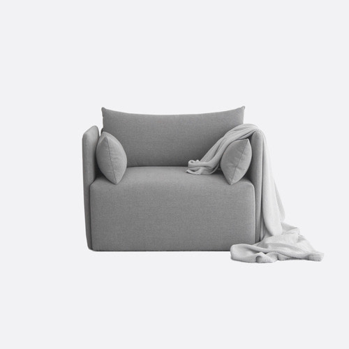 Fond Sofa / Chic Gray