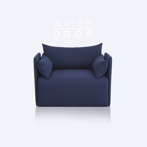 Fond Sofa / WATER-DROP Indigo Blue