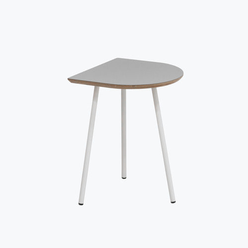Half Track Coffee Table Basic DP / Gray 3개