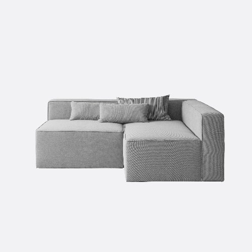 Timeless Sofa A+B Module / Chic Gray