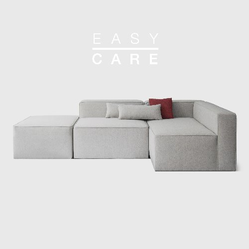 Timeless Sofa ABC / EASY-CARE Latte Beige
