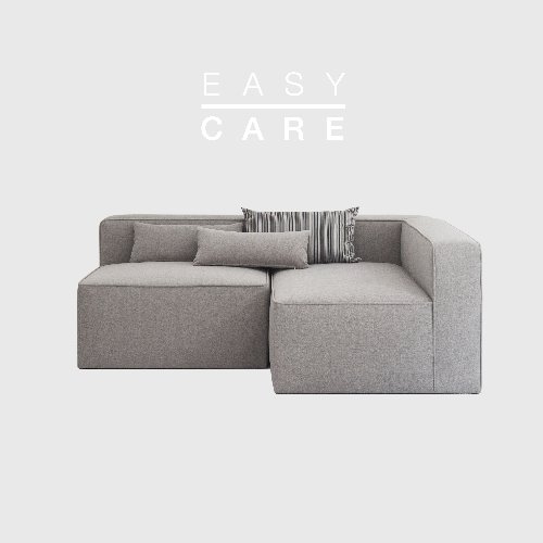[PRE-ORDER] Timeless Sofa AB / EASY-CARE Warm Gray