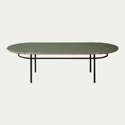 Track Sofa Table / Herb Green Mistake 1개