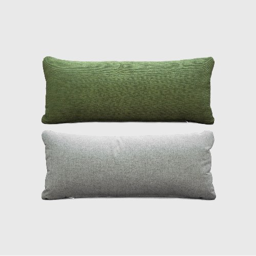 Blend Cushion / Olive Green