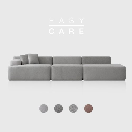 [PRE-ORDER] Able Sofa A+B+C / EASY-CARE