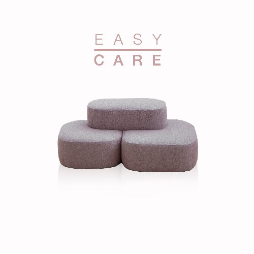 Snug Step / EASY-CARE Dry Rose