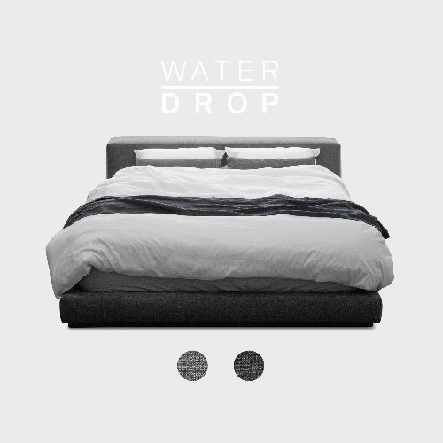 M5 Fabric Bed / WATER-DROP