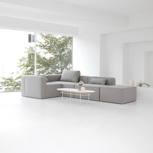 [PRE-ORDER] Timeless Sofa ABCD / CARE-PLUS WEAVING