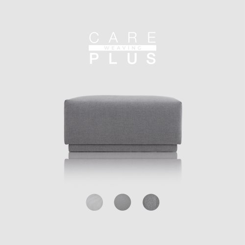 [PRE-ORDER] M5 Fabric Sofa Stool / CARE-PLUS WEAVING
