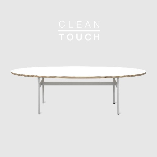 Less Sofa Table / CLEAN-TOUCH White