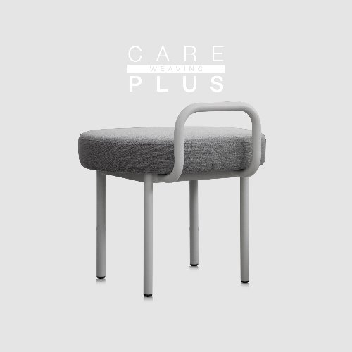 Bold Chair / CARE-PLUS WEAVING Neutral Gray