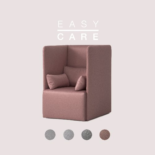 [PRE-ORDER] Fond Sofa High / EASY-CARE