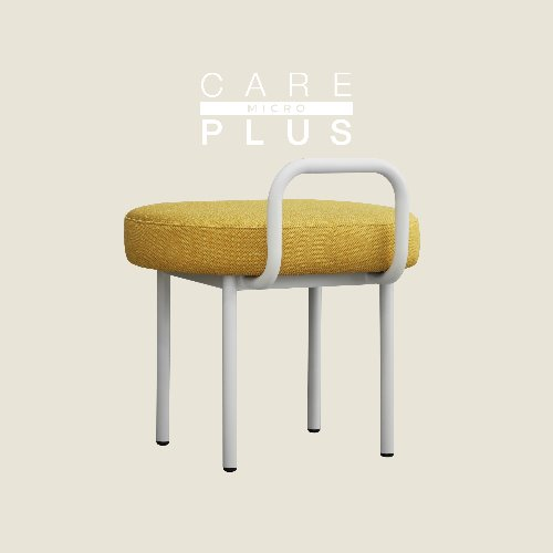 Bold Chair / CARE-PLUS MICRO Smile Yellow