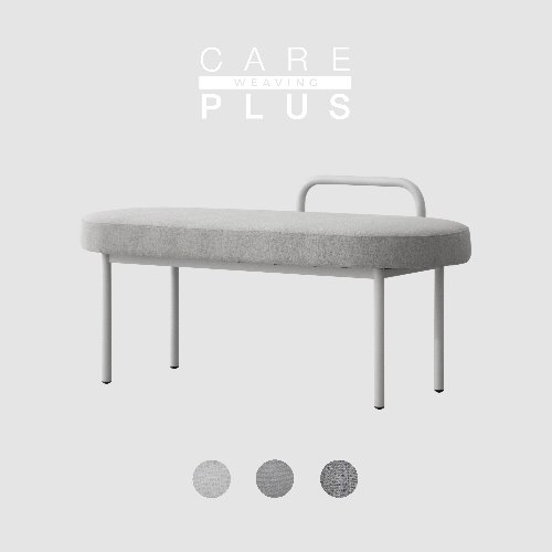 Bold Bench / CARE-PLUS WEAVING