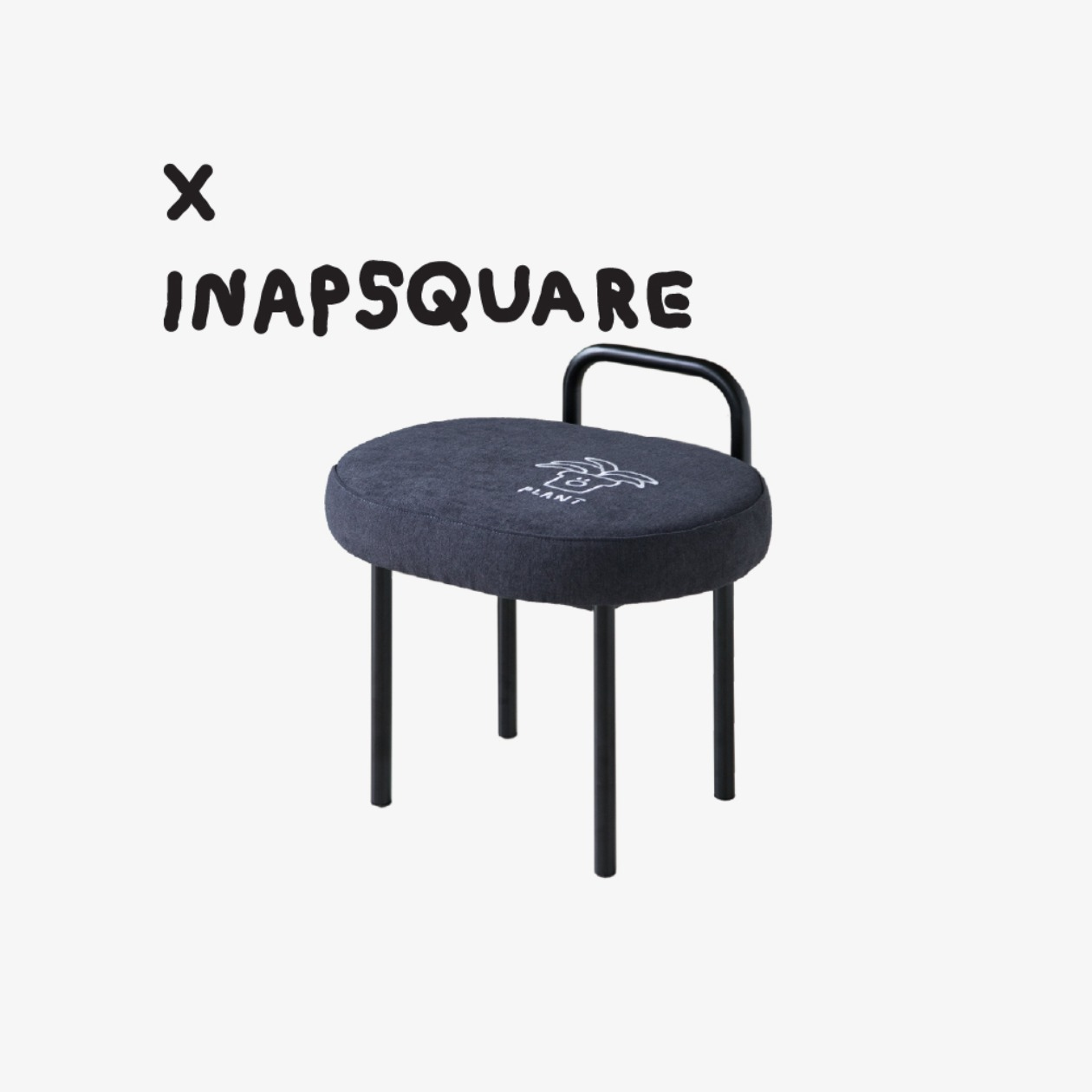 BOLD CHAIR / INAPSQUARE PLANT EDITION