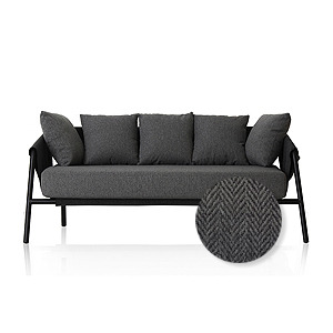 M4-Choice Sofa(Chic Grey)