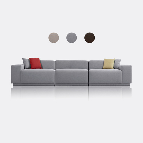 M5_Fabric Sofa / 5 Seated