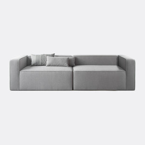 Timeless Sofa_Chic Gray / 4 seated