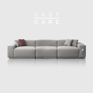 [PRE-ORDER] M5 Fabric Sofa_Easy Care Warm Gray / 5 seated