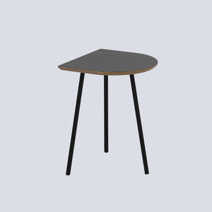 Half Track Coffee Table Basic / Dark Gray