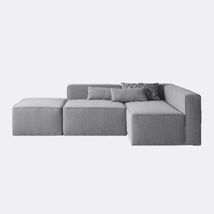 Timeless Sofa A+B+C Module / Chic Gray