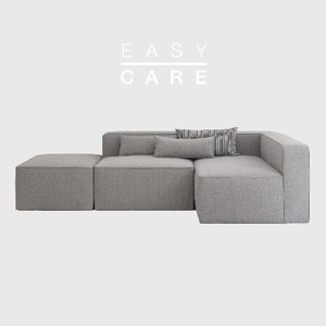 [PRE-ORDER] Timeless Sofa ABC / EASY-CARE Warm Gray