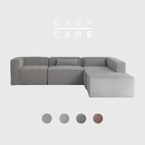 [PRE-ORDER] Timeless Sofa A+B+C+D Module / 4 Color