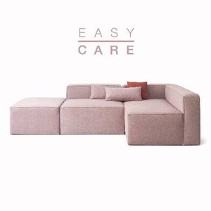 Timeless Sofa A+B+C Module / Dry Rose