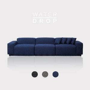 M5 Fabric Sofa 5 seated / WATER-DROP