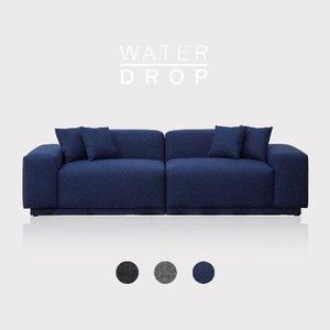 [PRE-ORDER] M5 Fabric Sofa 3 seated / WATER-DROP