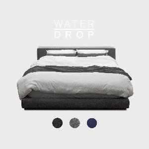 [PRE-ORDER] M5-Fabric Bed_WATER DROP / 3 Color