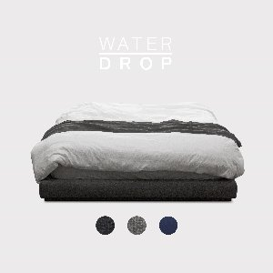 [PRE-ORDER] M5-Fabric Bed_WATER DROP / 3 Color(No Head)