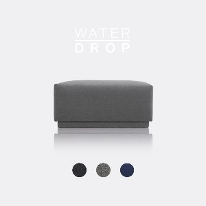 M5 Fabric Sofa Stool / WATER-DROP 3 Color