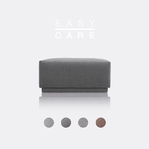 M5 Fabric Sofa Stool / EASY-CARE