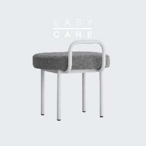 Bold Chair_Easy Care Dim Gray