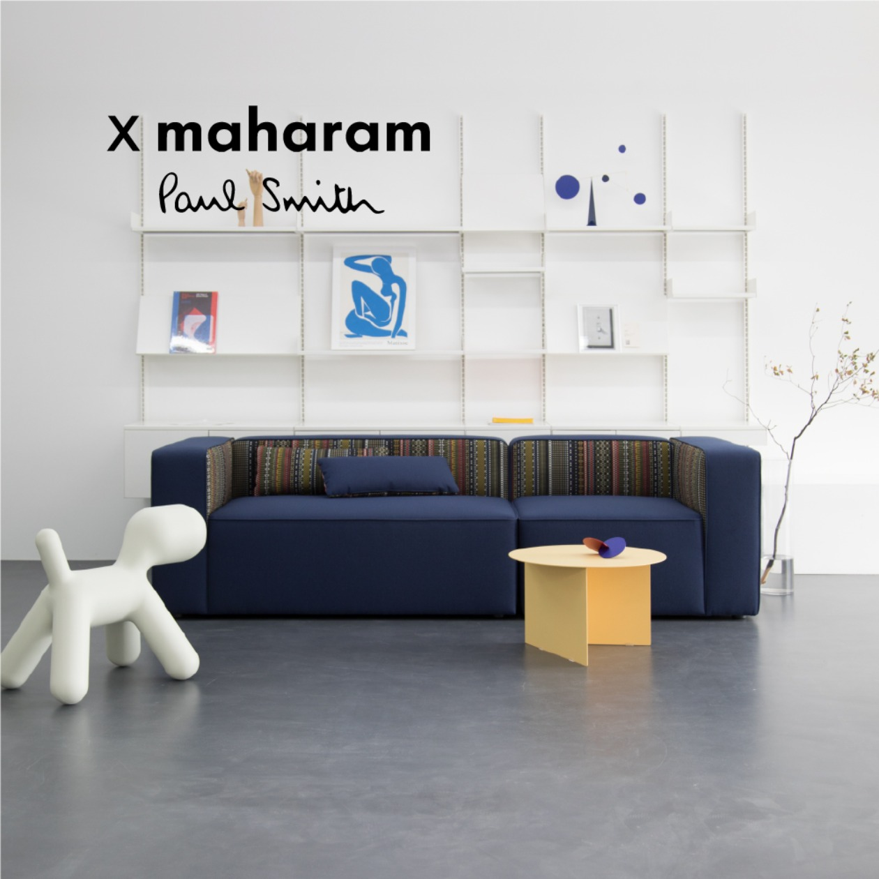 TIMELESS SOFA / MAHARAM EDITION