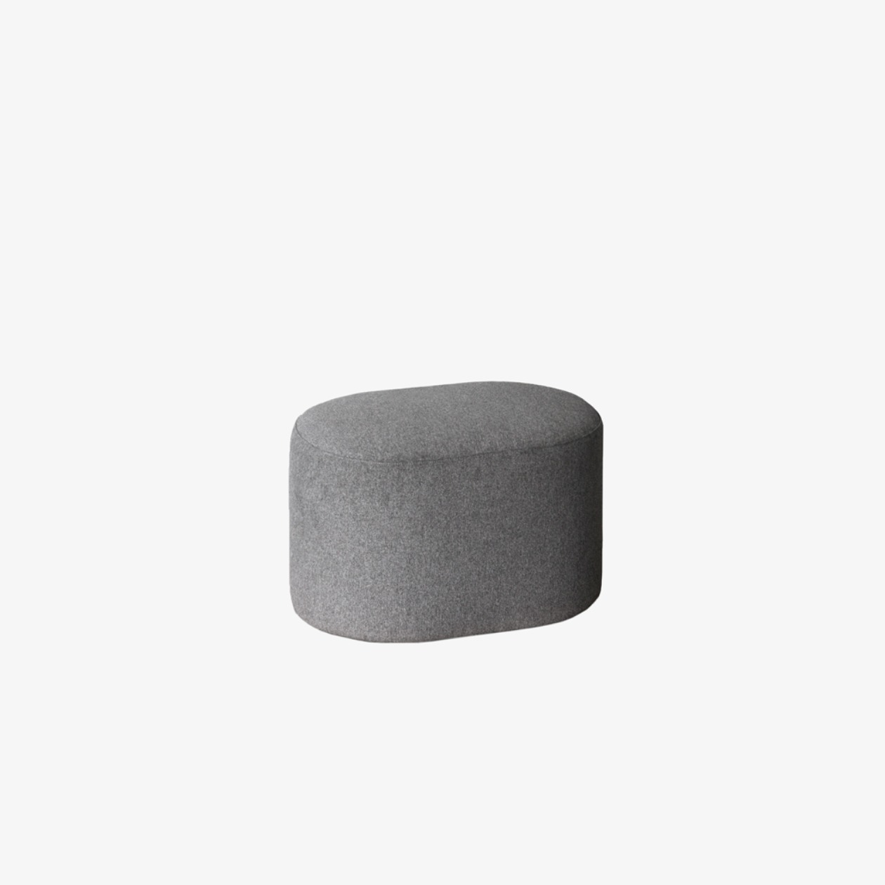 TRACK STOOL L / DIM GRAY DP