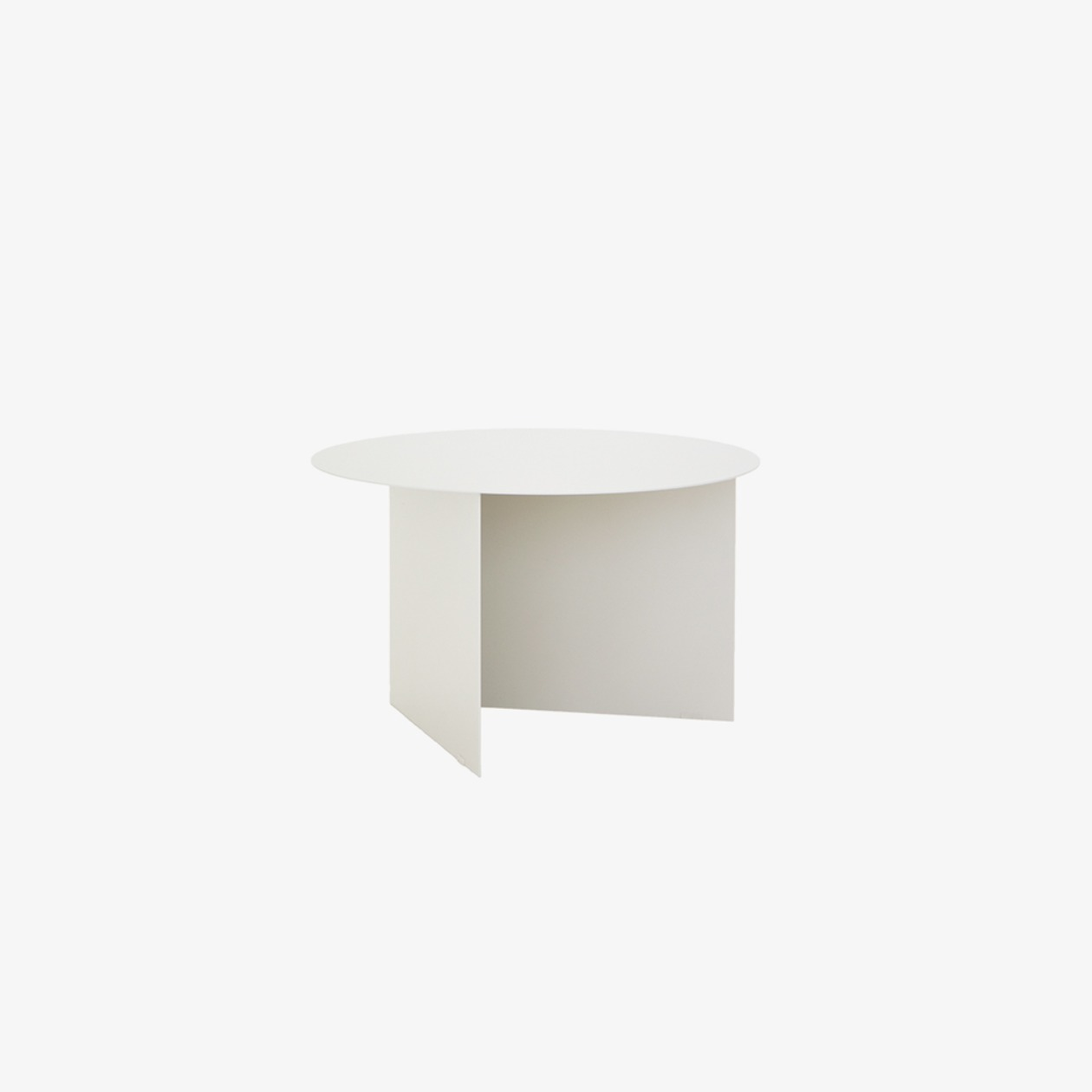 PLANE TABLE CIRCLE / BEIGE MISTAKE