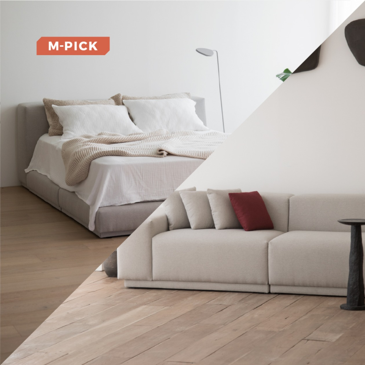 M5 SOFA+BED SET