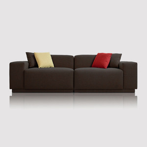 M5_Fabric SOFA / Chocolate Brown